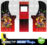 Multicade red 1 UP