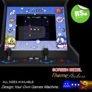 Bubble Bobble Bezel
