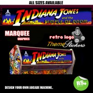 Indiana Jones Marquee