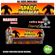 Space Invaders V2  Marquee