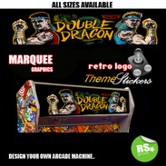 Double Dragon Marquee