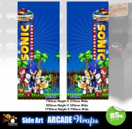 Sonic Large Sides