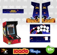 Space Invaders  Icade