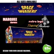 Space Invaders V1  Marquee